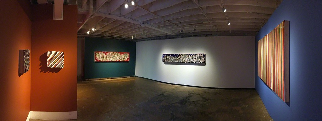 Installation View, Markus Linnenbrink, 2017