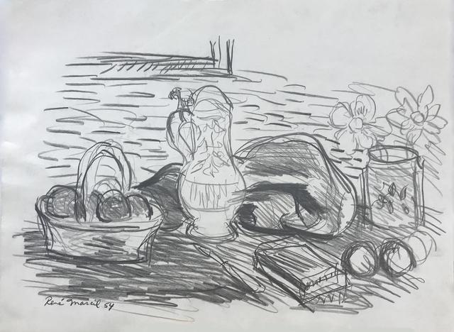 , 'Still Life,' 1954, Nikola Rukaj Gallery