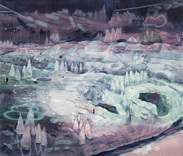 , 'Nyu Cavern,' 2015, Tomio Koyama Gallery