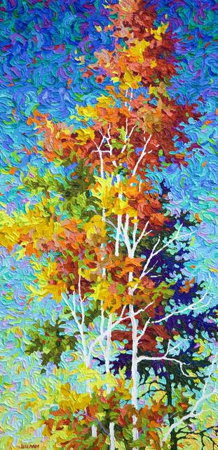 , 'Conversation Series - Swimming in Light,' 2018, Ventana Fine Art