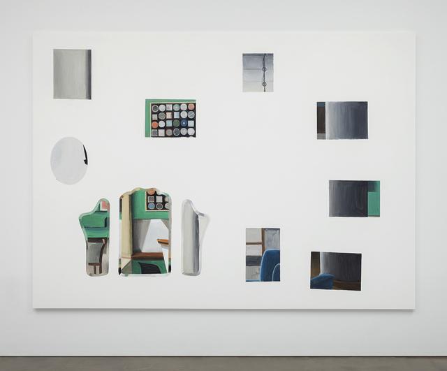 Jorge Macchi, 'Memoria externa 08', 2014, Alexander and Bonin