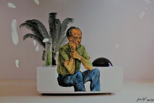 , 'Discomfort,' 2013, Galeria Kalo