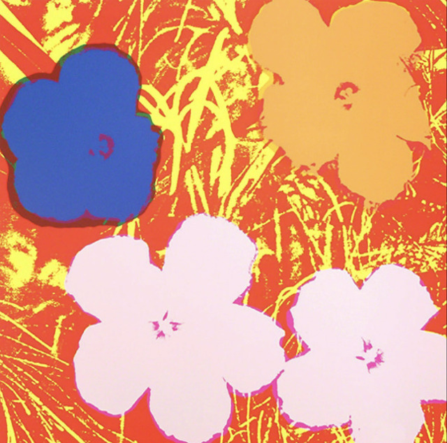 , 'Flowers (FS II.69) ,' 1970, Chase Contemporary