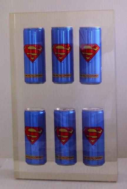 , 'Superman drink,' 2015-2017, Galerie Galea