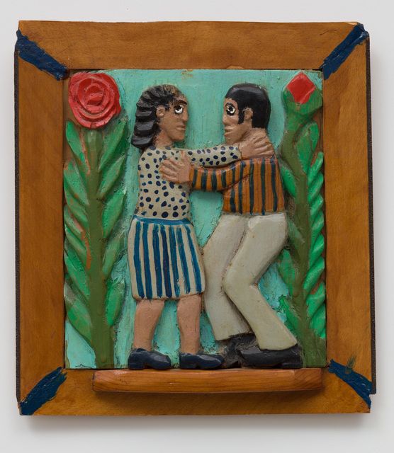 , 'Couple Dancing,' 1972, The Good Luck Gallery