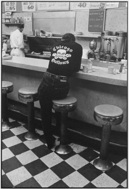 Danny Lyon, 'Jack, Chicago, The Bikeriders Portfolio', 1966, Jackson Fine Art