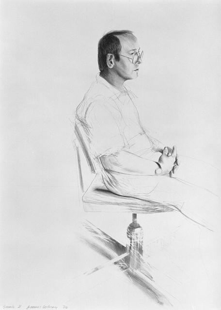 , 'Mo McDermott,' 1976, Gemini G.E.L. at Joni Moisant Weyl
