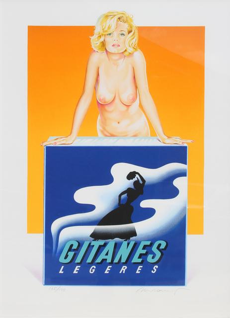 , 'Gitanes,' 1999, RoGallery