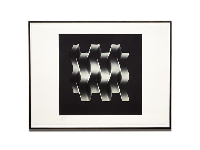, 'Waveform Studies VIII,' 1977-2003, BERG Contemporary