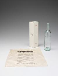 Marcel Broodthaers, 'Le Manuscrit trouvé dans une bouteille (The Manuscript Found in a Bottle),' 1974, Phillips: Evening and Day Editions