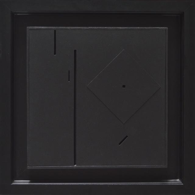 , 'Lumiere Noire Nº744,' 1994, Del Infinito