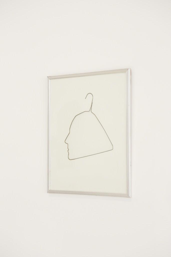 Ai Weiwei, 'Hanger Profile of Ethan Cohen,' 1988, Mana Contemporary