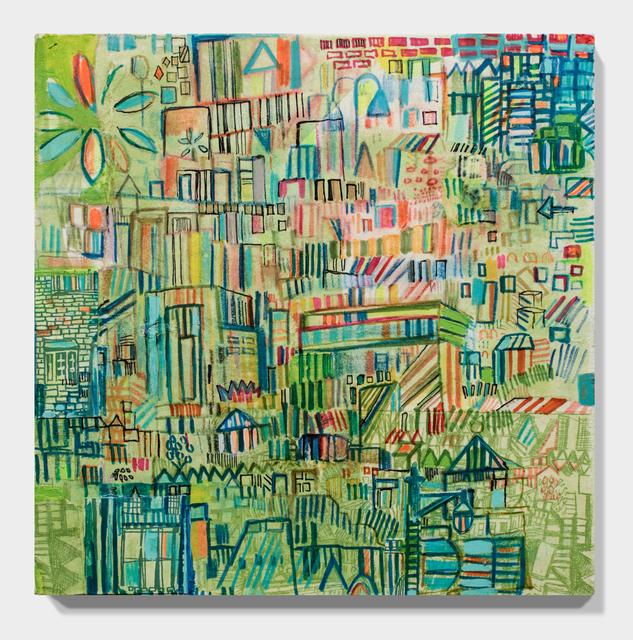 , 'Wayne Junction Markings,' 2016, Paradigm Gallery + Studio