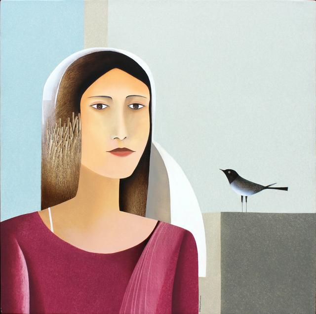 , 'Palestine 3,' 2018, Orient Gallery