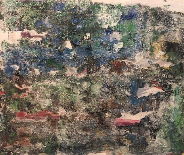 , 'Frio paisaje roto,' 2018, Sala Parés