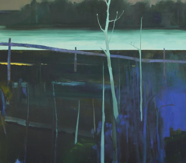 , 'Canal,' 2015, Fernando Luis Alvarez Gallery