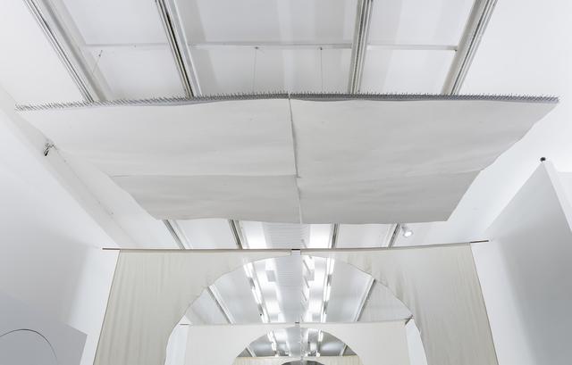 , 'Teto [Ceiling],' 2017, Galeria Luisa Strina