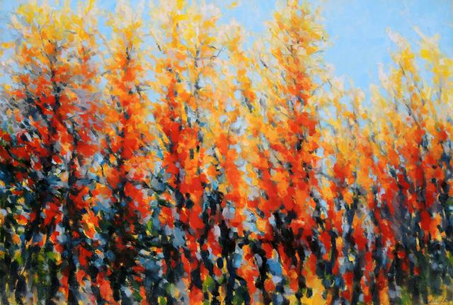 , 'Tangled,' 2018, Greg Thompson Fine Art