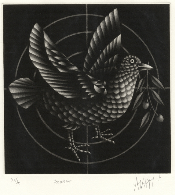 Mario Avati, 'Colombe (The Dove from the Noah's Ark Series)', 1970, Stone + Press Gallery