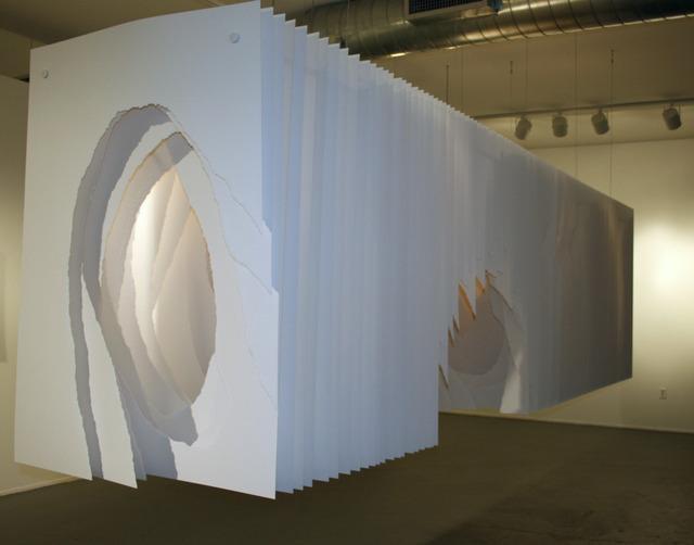 Angela Glajcar, 'Terforation', 2014, Diana Lowenstein Gallery