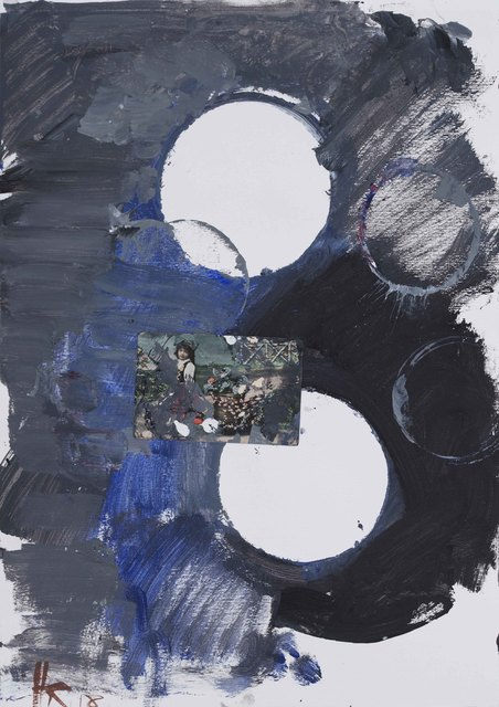 , 'A Portrait,' 2018, Boers-Li Gallery