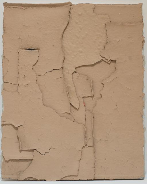 , 'Tanned wall,' 2107, Galeria Enrique Guerrero
