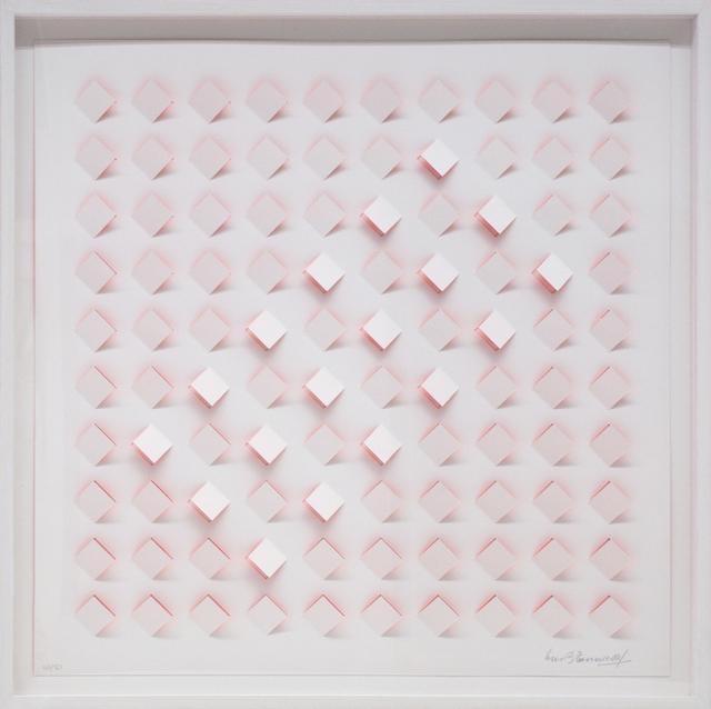 Luis Tomasello, 'S/T4 Rosa ', 2013, Polígrafa Obra Gráfica