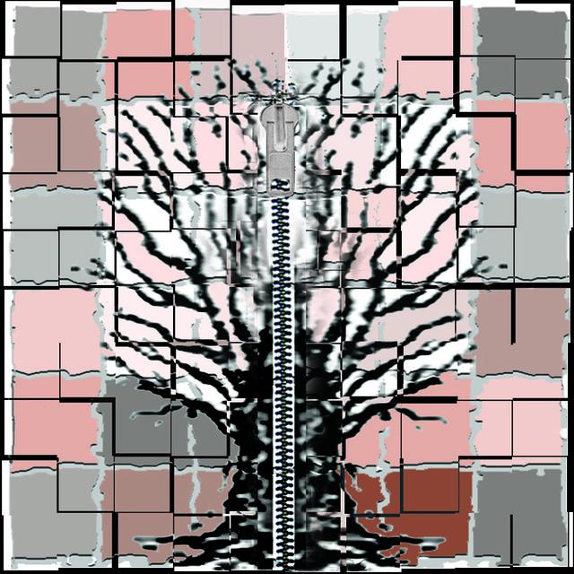 , 'Mondian Tree 4,' 2013, ArtexArte