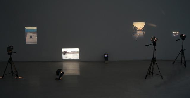 , 'Intallation - slideshow,' , Aninat Galeria