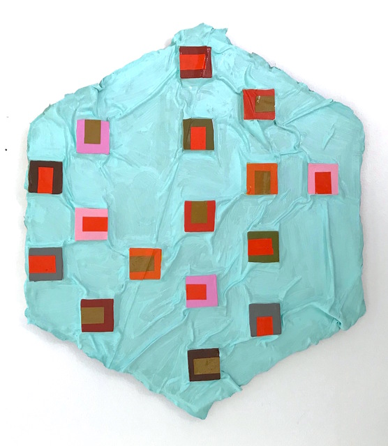 , 'Untitled (hexagon),' 2018, Klowden Mann