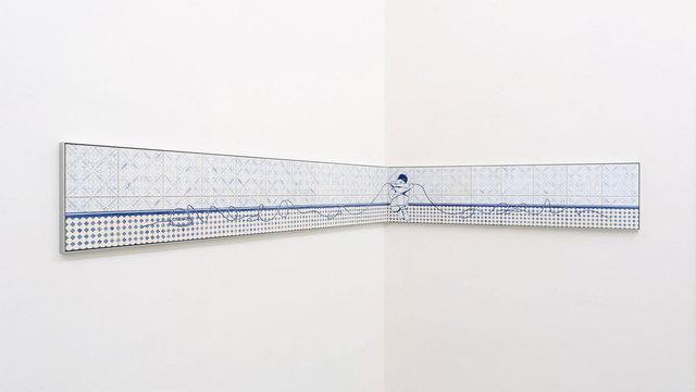 Dana Widawski, 'Just Go', 2016, Art Mûr