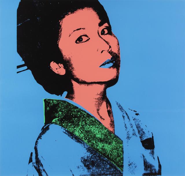 Andy Warhol, 'Kimiko', 1981, Hindman