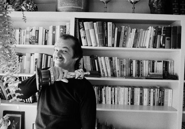 Douglas Kirkland, 'Jack Nicholson, Beverly Hills 1975', 1975, Mouche Gallery