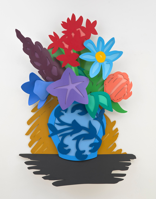 , 'Mixed Bouquet (Filled In),' 1993, Gagosian