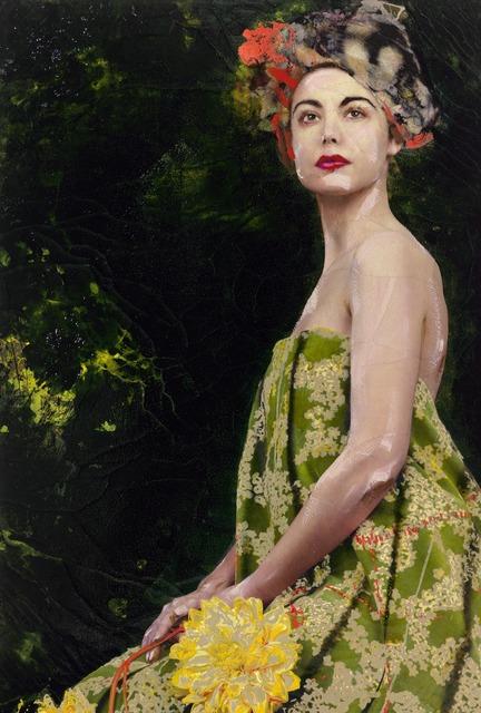 , 'Color of Dew 06,' 2015, Opera Gallery