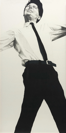 Robert Longo, 'Untitled (Jules),' 1981, Phillips: 20th Century and Contemporary Art Day Sale (February 2017)