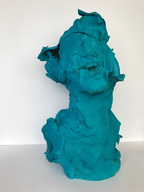 , 'No Fear,' 2018, Carrie Able Gallery