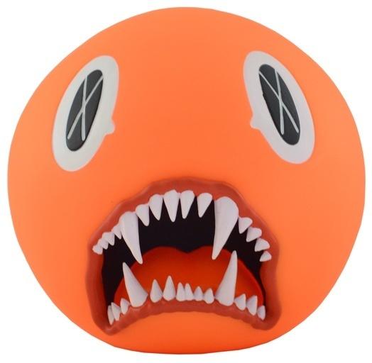 KAWS, 'Cat Teeth Bank (Orange)', 2007, MSP Modern