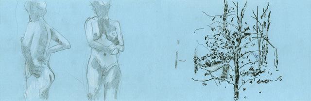 , 'Notebook 9 (Blue 2) ,' 2013, Freight + Volume