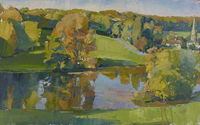 , 'Teffont Evias III,' , Portland Gallery