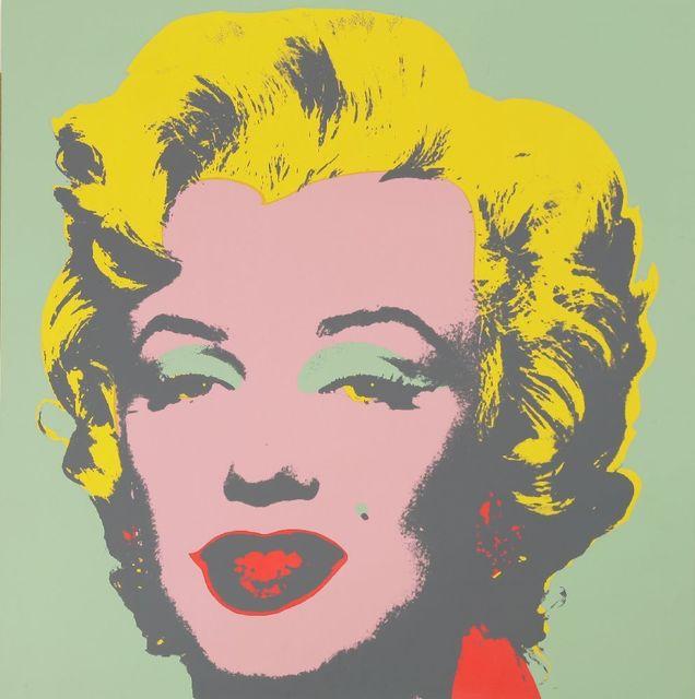 Andy Warhol, 'Marilyn Monroe (Sunday B. Morning)', Sworders