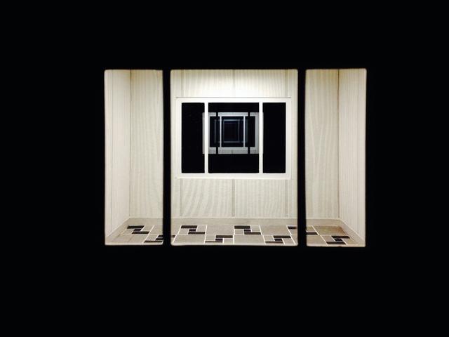 , 'Vivir en Caja # 3,' 2015, Galeria El Museo