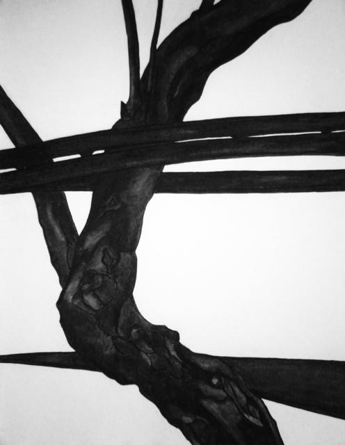 , 'Twisted Naxos,' 2016, Elga Wimmer PCC