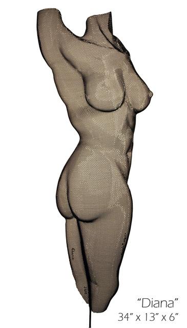 , 'Diana,' 2017, Eden Fine Art