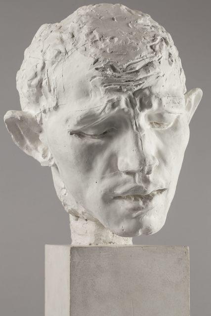 , 'Pierre de Wissant, tête type C (Pierre de Wissant, type C head),' c. 1885-1886, Musée Rodin