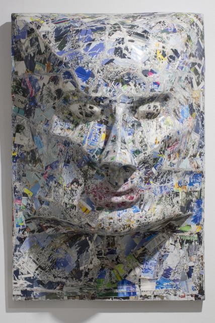 , 'Acumulación II,' 2018, Galería Petrus