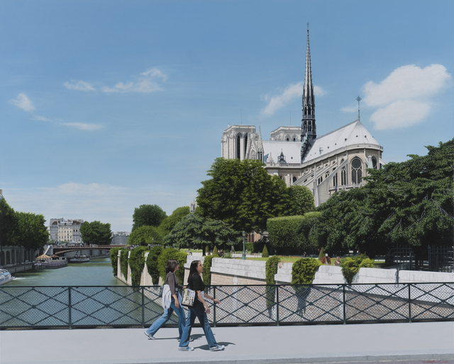 , 'Notre Dame, Paris,' , Plus One Gallery