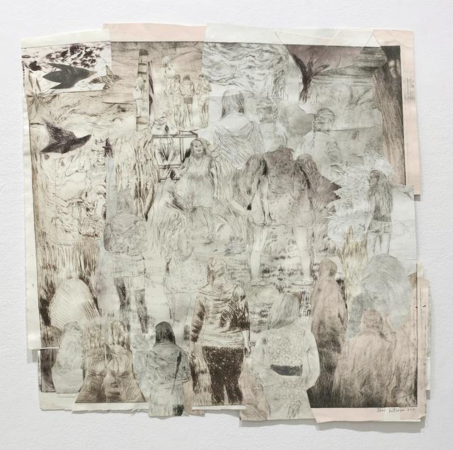 , 'Adrift,' 2017, Galleri Magnus Karlsson