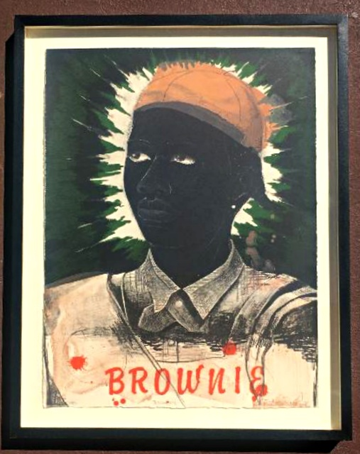 Kerry James Marshall, 'Brownie', 1995, Alpha 137 Gallery