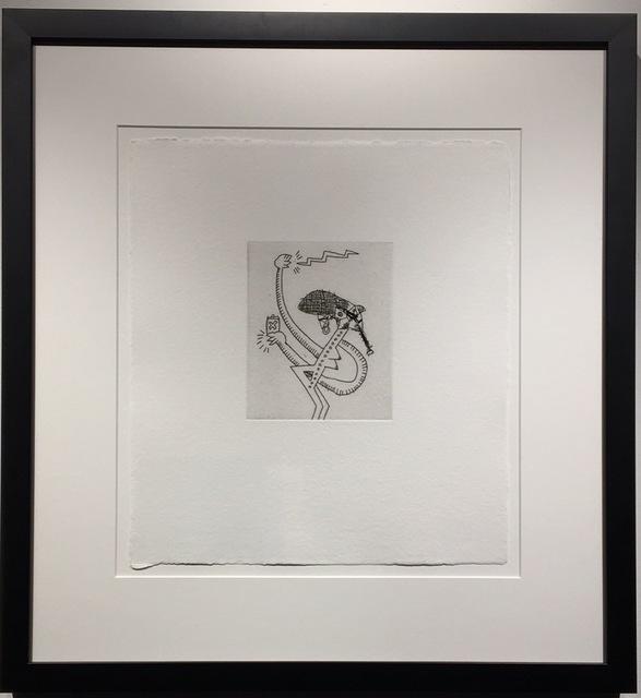 Keith Haring, 'Untitled #9 (with Sean Kalish)', 1989, Soho Contemporary Art